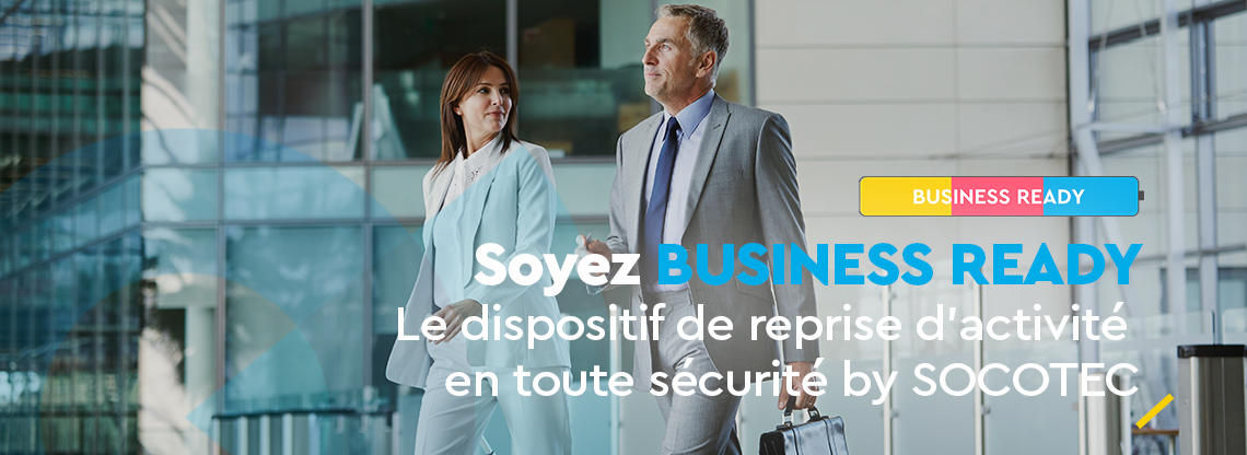 SOCOTEC - BUSINESS READY